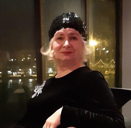 Анжелика Кудряшова